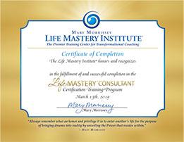 LMI Certificate
