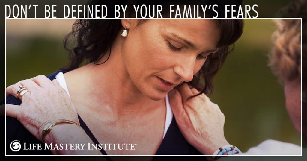 life coach criticism family