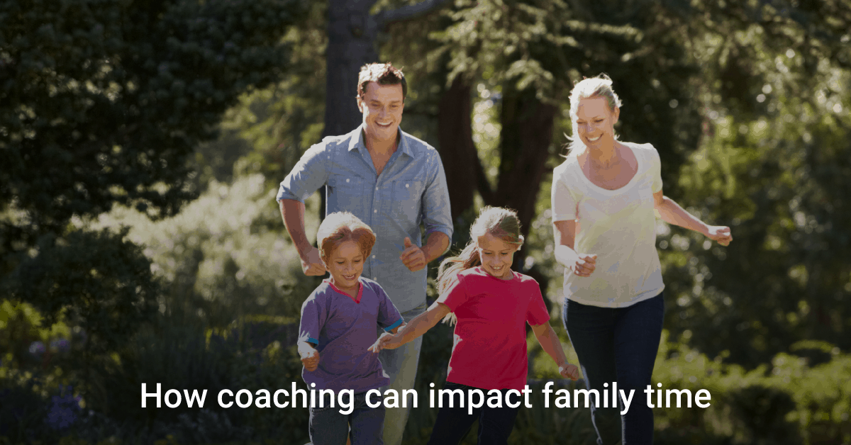 life coaching family
