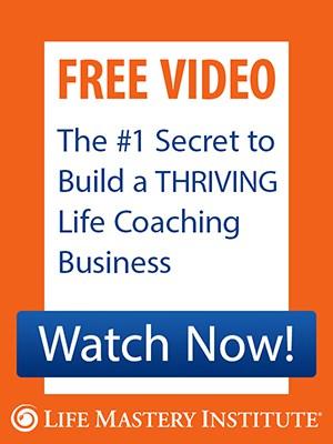 life coaching business video sidebar