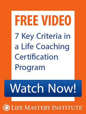 life coach certification video sidebar