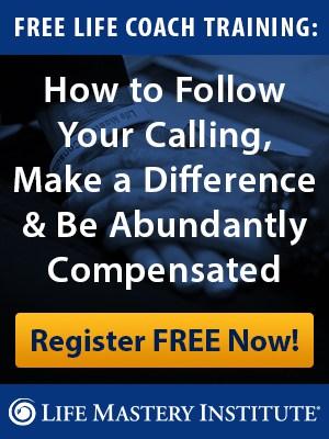 free life coaching webinar sidebar