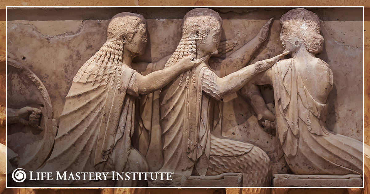 memento mori statues