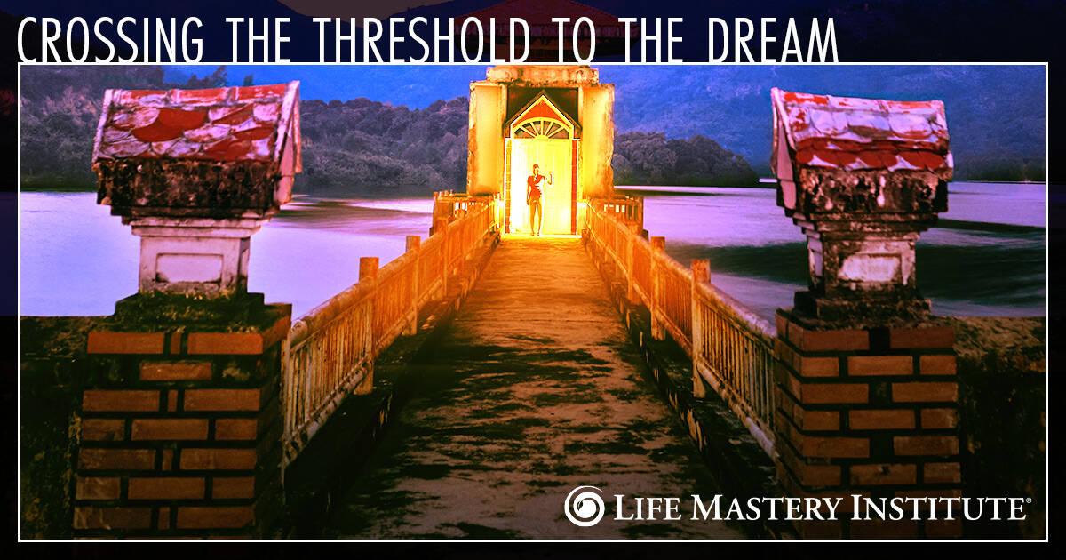 crossing the threshold heros journey