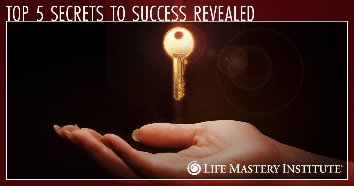 secrets to success key
