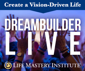 dreambuilder live announcement life mastery institute