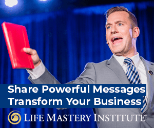 life mastery institute coaching certification