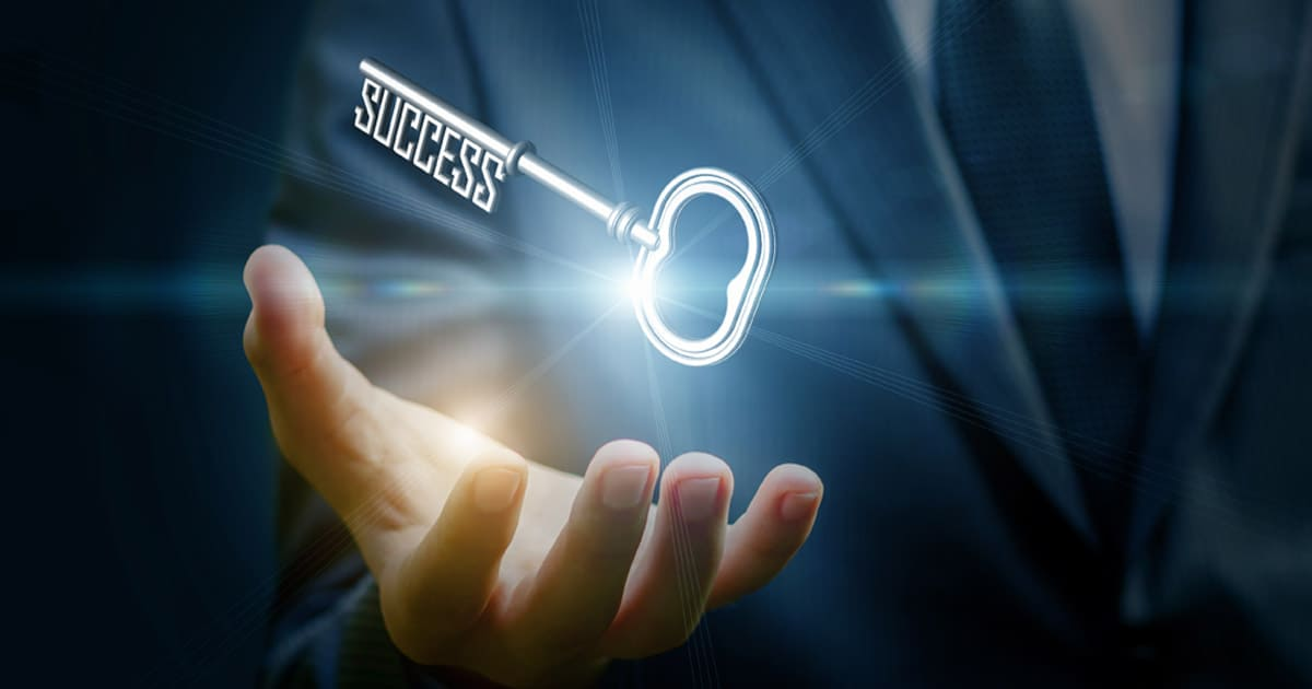 key to sales success